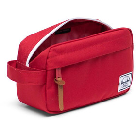 Herschel Chapter Carry On Travel Kit red